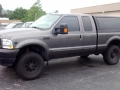 Ford F250 Ford truck