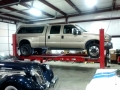 Crew cab F350 Super Duty long bed dually