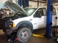 Ford F450 super duty truck