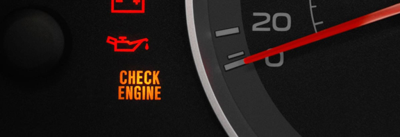 check engine light ohio
